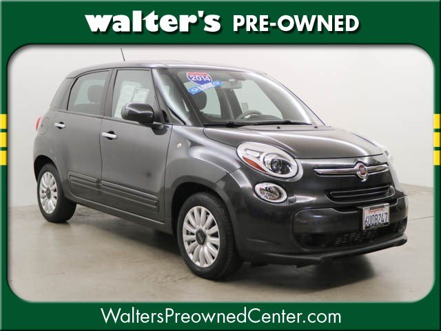 pre owned 2014 fiat 500l easy hatchback in riverside. Black Bedroom Furniture Sets. Home Design Ideas
